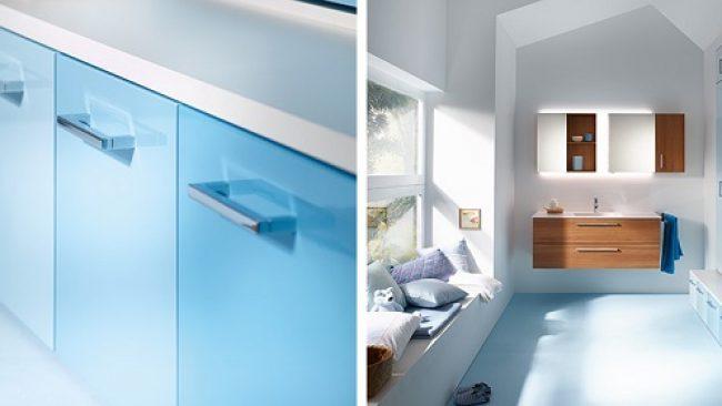 Burgbad SYS30 blauw