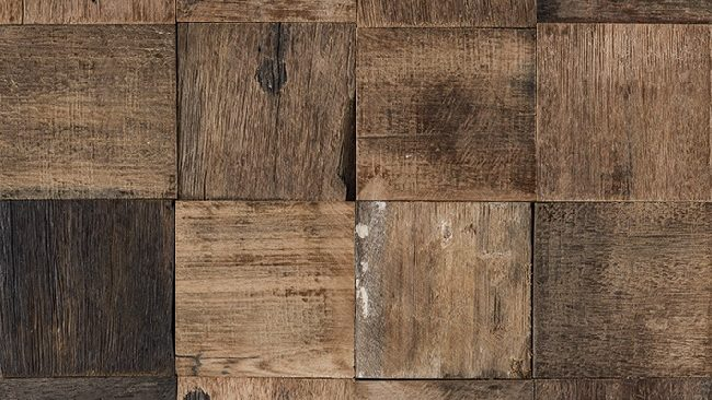 L'Antic Colonial WOOD SQUARE AGED