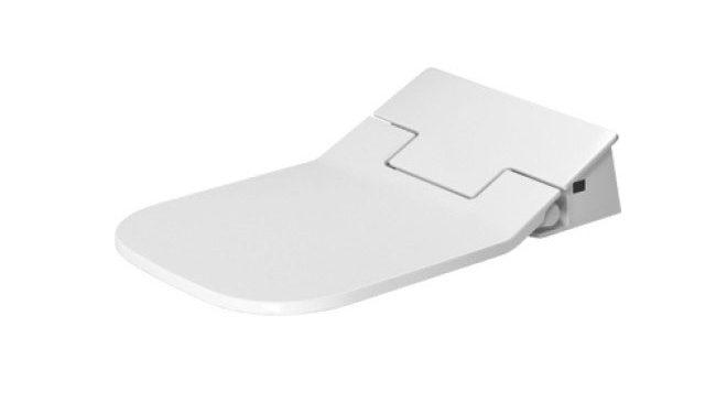 Duravit Slim SensoWash Slim douchetoiletzitting voor P3 Comforts