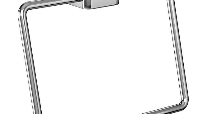 Emco Trend Handdoekring, vaste uitvoering
